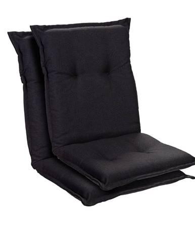 Blumfeldt Prato, čalúnená podložka, podložka na stoličku, podložka na nižšie polohovacie kreslo, na záhradnú stoličku, polyester, 50 × 100 × 8 cm