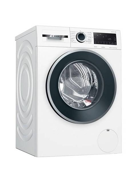 Bosch Práčka so sušičkou Bosch Serie   6 Wng254u0by biela