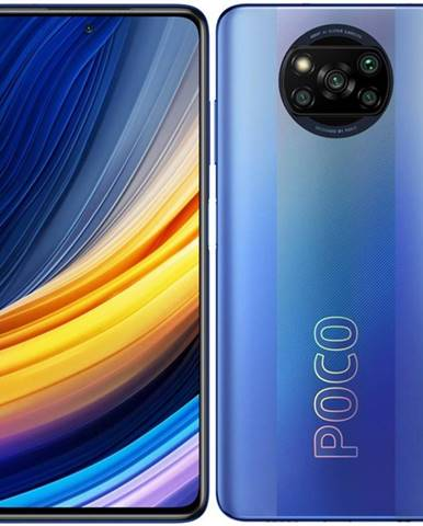 Mobilný telefón Poco X3 Pro 128 GB - Frost Blue