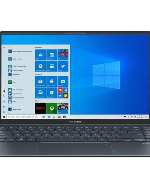 Asus Notebook Asus Zenbook Ux425ea-BM009T sivý i5-1135G7, 8GB, 512GB,