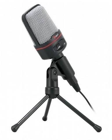 Mikrofón C-Tech MIC-02 čierny
