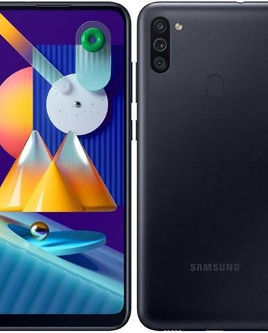 Mobilný telefón Samsung Galaxy M11 čierny