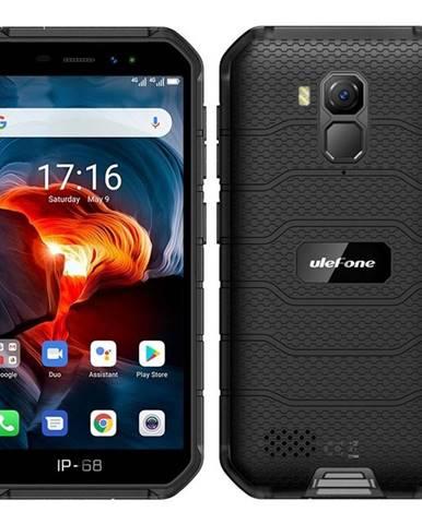 Mobilný telefón UleFone Armor X7 PRO čierny