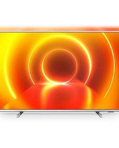Televízor Philips 70PUS7855 strieborn