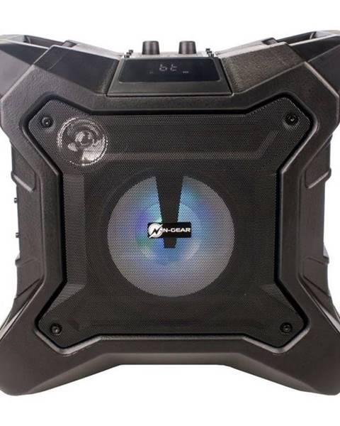 N-Gear Prenosný reproduktor N-Gear Streetbox The X čierny