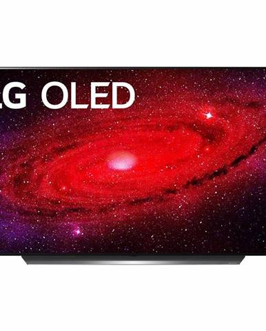 Televízor LG Oled77cx strieborn