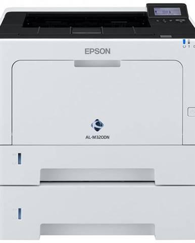 Tlačiareň laserová Epson WorkForce AL-M320dtn