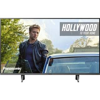 Televízor Panasonic TX-40HX800E čierna/strieborn