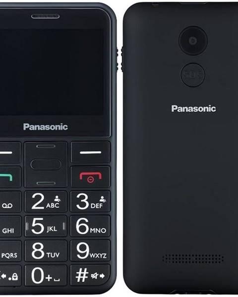 Panasonic Mobilný telefón Panasonic KX-Tu150exb Dual SIM čierny