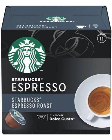 Kapsule pre espressa Starbucks Dark Espresso Roast 12Caps