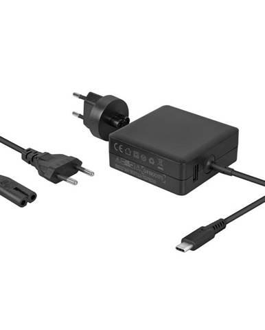 Sieťový adaptér Avacom USB-C PD 65W + USB A