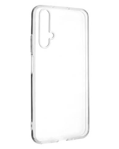 Kryt na mobil Fixed Skin na Honor 20/Huawei Nova 5T priehľadný