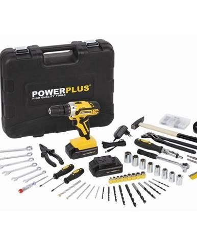 Aku vŕtačka Powerplus Powx00825
