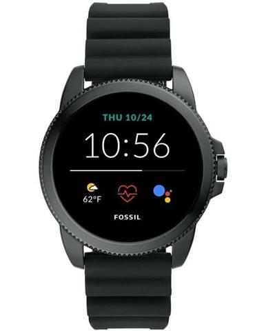 Inteligentné hodinky Fossil FTW4047 Gen 5E 44mm čierne
