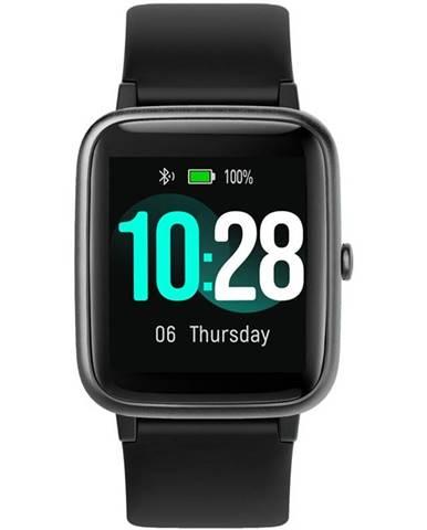 Inteligentné hodinky UleFone Watch čierne