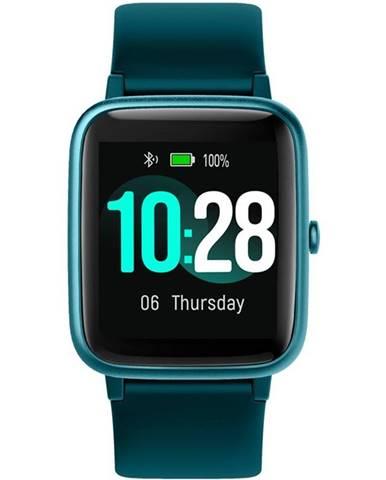 Inteligentné hodinky UleFone Watch modré