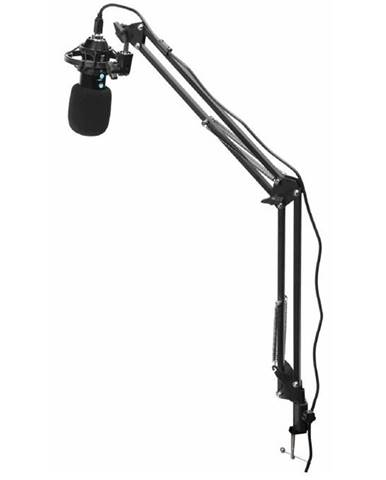 Mikrofón Platinet Varr Tube USB čierny