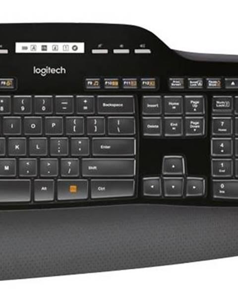 Logitech Klávesnica s myšou Logitech Wireless Desktop MK710, US, USB