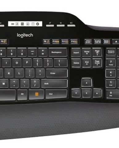 Klávesnica s myšou Logitech Wireless Desktop MK710, US, USB