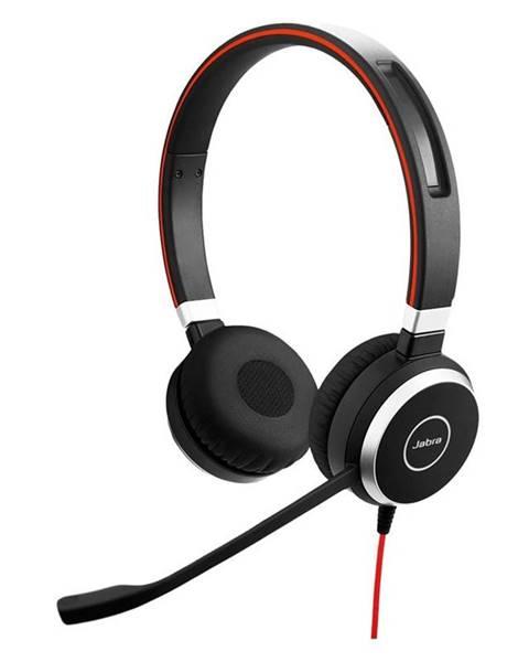 Jabra Headset  Jabra Evolve 40 čierny