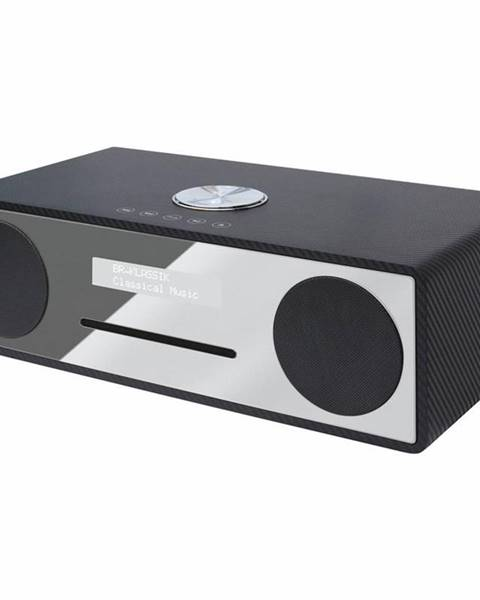 Soundmaster Mikro HiFi systém Soundmaster Dab950ca čierny
