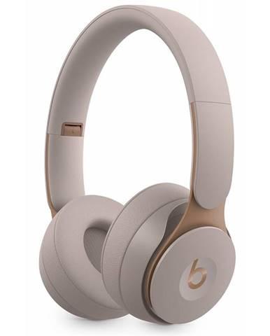 Slúchadlá Beats Solo Pro Wireless Noise Cancelling sivá