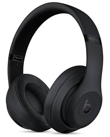 Slúchadlá Beats Studio3 Wireless - matně černá