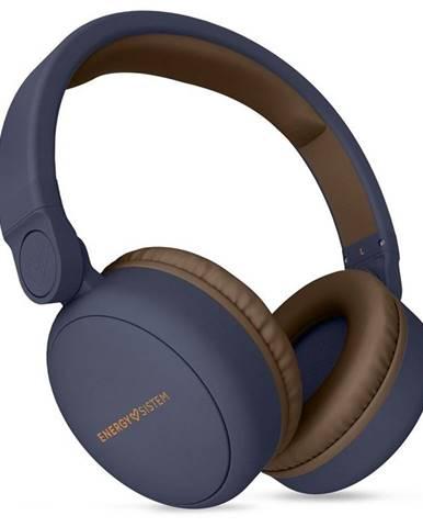 Slúchadlá Energy Sistem 2 Bluetooth modrá