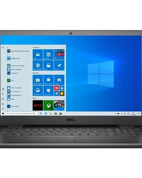 Dell Notebook Dell Vostro 3500 sivý