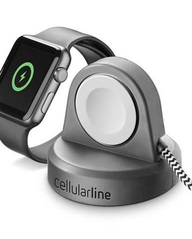 Nabíjačka CellularLine Power Dock pro Apple Watch