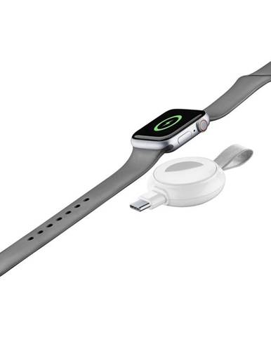 Nabíjačka CellularLine Power Pill pro Apple Watch, s USB adaptérem