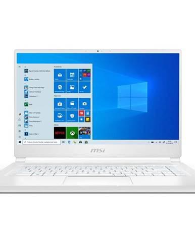 Notebook MSI Stealth 15M A11sdk-041CZ biely