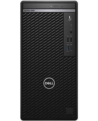 Stolný počítač Dell Optiplex 5080 MT čierny