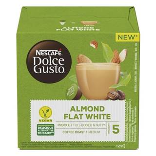 Kapsule pre espressa Starbucks Almond Flat White 12Caps