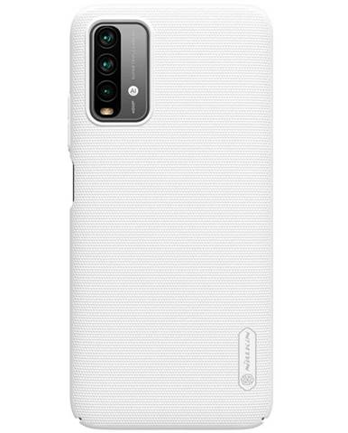 Kryt na mobil Nillkin Super Frosted na Xiaomi Redmi 9T biely