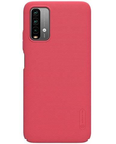 Kryt na mobil Nillkin Super Frosted na Xiaomi Redmi 9T červen