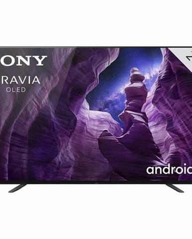 Televízor Sony KE-65A8B čierna