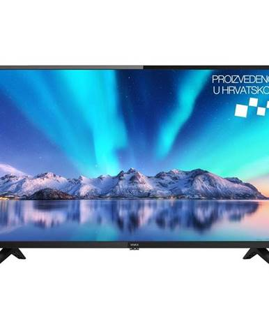 Televízor Vivax TV-32Le141t2s2 čierna