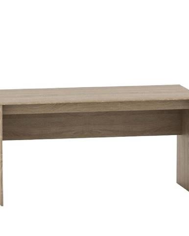 Písací stôl dub sonoma TEMPO ASISTENT NEW 020 PI