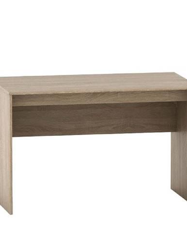 Písací stôl dub sonoma TEMPO ASISTENT NEW 021 PI