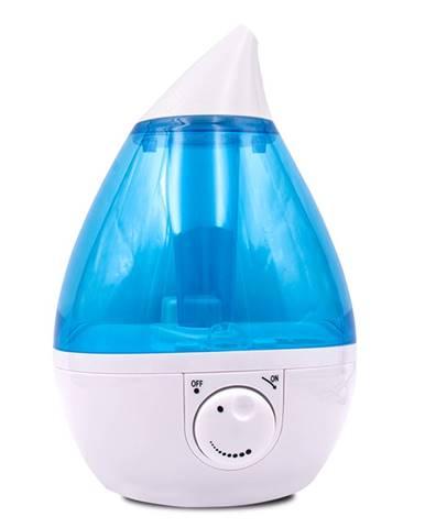 Ultrazvukový aróma zvlhčovač/difuzér modrá/biela SAXO