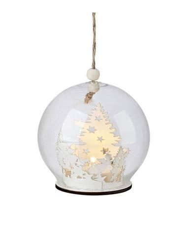 LED svietiaca dekorácia Markslöjd Myren Tree, ø 9 cm