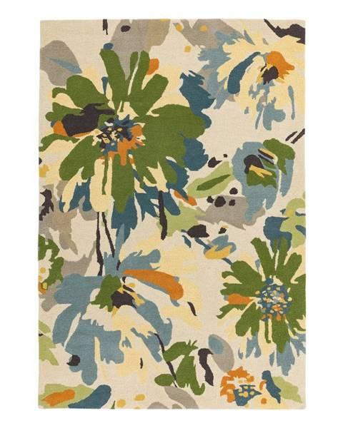 Asiatic Carpets Koberec Asiatic Carpets Floral Green Multi, 160 x 230 cm