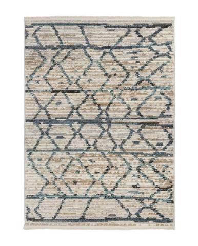 Béžovo-modrý koberec Flair Rugs Neruda, 120 x 160 cm