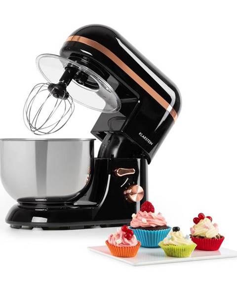 Klarstein Klarstein Bella Elegance, kuchynský robot, 1300 W, 1,7 HP, 6 stupňov, 5 litrov, čierny