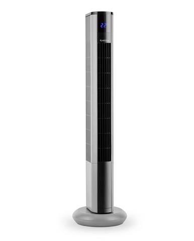 Klarstein Skyscraper 3G, stĺpový ventilátor s dotykovým ovládaním, 50 W, diaľkový ovládač, strieborný