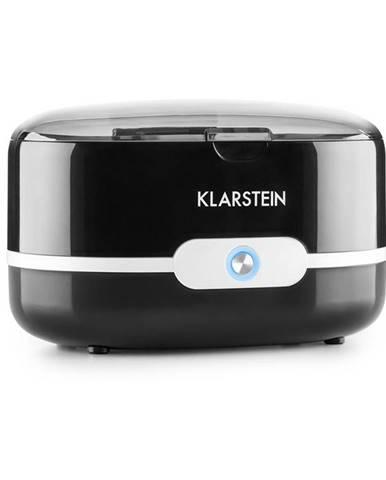Klarstein Superpure ultrazvukový čistič, čistič okuliarov, čistič nečistôt, čierna farba