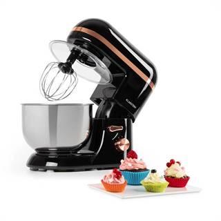 Klarstein Bella Elegance, kuchynský robot, 1300 W, 1,7 HP, 6 stupňov, 5 litrov, čierny