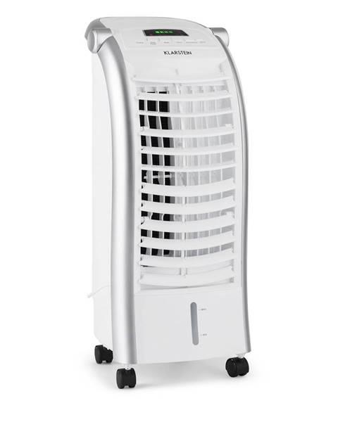 Klarstein Klarstein Maxfresh, ochladzovač vzduchu, ventilátor, 6 l, 65 W, diaľkový ovládač, chladiaca náplň, biely