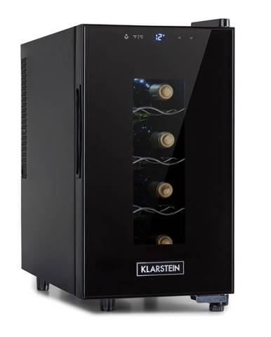 Klarstein Bellevin 8 Uno, vinotéka, 23 litrov, 11 – 18 °C, jedna zóna